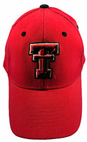 Texas Tech Red Raiders NCAA Fitted Hat