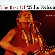 Willie Nelson Best of CD 18 Track Austrian Columbia 1996
