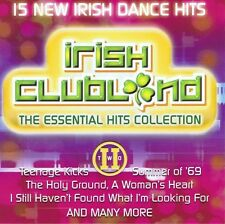 IRISH CLUBLAND - THE ESSENTIAL HITS COLLECTION VOL. 2 - CD  NEW / UNPLAYED