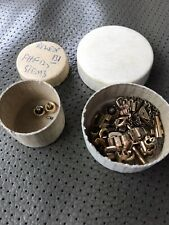 Watch Parts Watchmaker Rolex Rolled Gold🌈 All Original Useful Lot Mixed Vintage