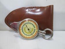 Antique Western Germany Compass W/ Original Case *