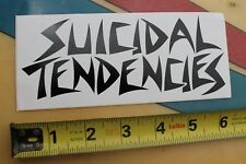 SUICIDAL TENDENCIES Dogtown Venice Punk Rock Rare MUSIC CULTURE Vintage STICKER