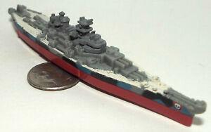Small Micro Machine Military Plastic US Navy Iowa Class Battleship