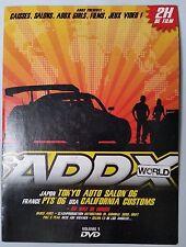 2 Pochette DVD ADDX vol 1 - Salon de Tokyo 2006 + Coulisse Starsky & Hutch (A1