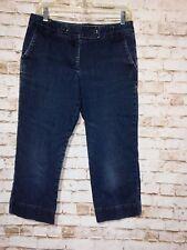 Talbots Petites Cropped Jeans Capris Size 6P