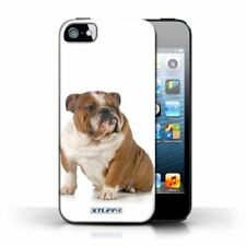 Bulldog Mobile Phone Fitted Cases/Skins for Apple