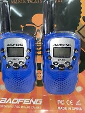2Pcs Mini Kids Safe Portable Two-Way Radio Transceiver For Children Toys Walkie