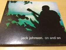 JACK JOHNSON - ON AND ON CD (AC-GC) THE HORIZON HAS BEEN DEFEATED, CUPID, TAYLOR