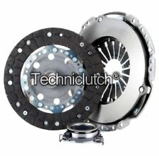 NATIONWIDE 3 PART CLUTCH KIT FOR TOYOTA RAV 4 SUV 2.0 D-4D 4WD
