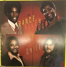 THE RANCE ALLEN GROUP Smile Black Gospel VG+ LP Stax 1979