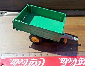 BRITAINS TOYS LTD GREEN TIPPING TRAILOR