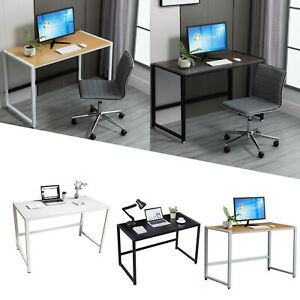 Computer Desk Study Table PC Laptop Workstation Home Office Furniture Wood
