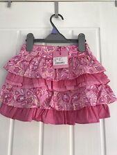 BNWT Lelli Kelly Rara Skirt Tutu And Top Set Pink Lilac Layers Ruffles 3 Years