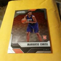 MARQUESE CHRISS 2016-17 Prizm ROOKIE RC #243 Suns 👉NICE👈