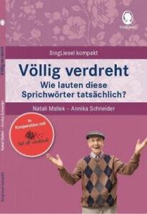 Völlig verdreht|Natali Mallek; Annika Schneider|Broschiertes Buch|Deutsch