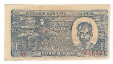 Vietnam - One (1)  Dong , 1948 !!A-UNC!!