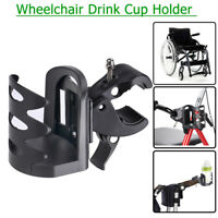 Adjustable Cup Holder for Walker, Wheelchair, Rollator, Bicylce, Stroller