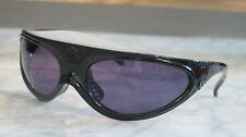 Vintage Harley-Davidson Gloss Black/Wrap Style Men's Sunglasses *LIQUIDATION*