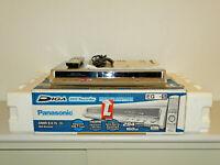 Panasonic DMR-EX75 DVD-Recorder / 160GB HDD Silber in OVP, FB&BDA, 2J. Garantie
