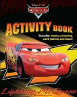 "Very Good, Disney Pixar ""Cars"" Activity Book (Disney Activity), , Book"