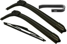 Front & Rear Windscreen Wiper Blades CHRYSLER Voyager Incl Grand MK2 2008>2015