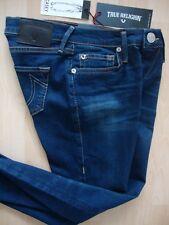 TRUE RELIGION CASEY Low Rise Super Skinny Jeans Damen Gr.25 NEU mit ETIKETT