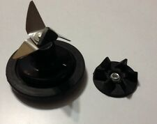 HAMILTON BEACH BLENDER BLADE W/ SEALING RING GASKET (BLACK) AND BLENDER CLUTCH
