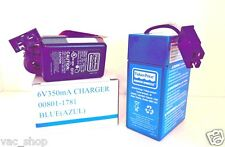 Combo Blue Battery and Charger for Powerwheels 00801-1900 Power Wheels NEW