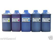 5 Quart Refill ink for HP 564 564XL PhotoSmart B209a B210a B8500 B8550 B8553 1P