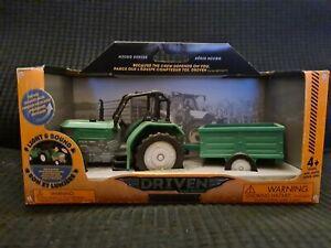 Driven By BATTAT Tractor