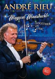 Andre Rieu 'Magical Maastricht' DVD (28th May 2021)