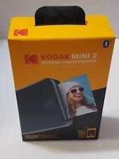 Kodak Mini 2 Instant Photo Printer MP2-B (AE)Brand new sealed! FAST SHIPPING!!