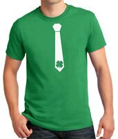 Lucky Tie Shirt Party T-Shirt Shamrock Saint Patrick's Day Gift St Paddys Day