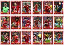 Bayern Munich European Champions League 2013 football trading cards