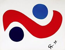 Skybird (Flying Colors), 1974 Limited Edition Lithograph, Alexander Calder