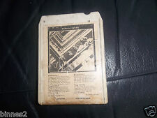 THE BEATLES 8 TRACK DOUBLE PLAY CARTRIDGE TAPE 1967-1970 8 X 2  PCSP 718 WHITE