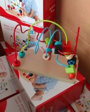 New Montessori Infant Toddler Material - Bead Maze