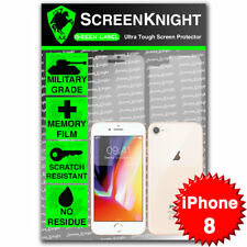 "ScreenKnight Apple iPhone 8 / 4.7"" FULL BODY SCREEN PROTECTOR Military Shield"