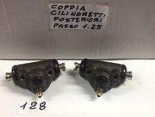 FIAT 128  CILINDRETTO FRENI POSTERIORE  COPPIA N.1