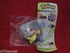 3 Pokemon Figure/Zukan:Voltilamm+Waaty+Ampharos(Mareep,Flaafy)neu/Figures/Yujin