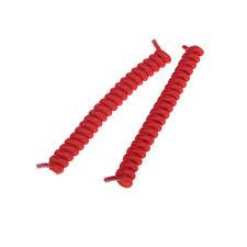 Elastic No Tie Curly Shoe Laces Coiler Elastic Twisty Unisex Fits Kid AndAdultK0