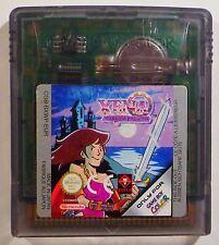 Xena-Warrior Princess-Nintendo Game Boy Color GBC-solo módulo