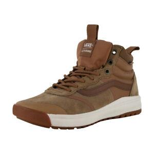 "Vans ""Ultrarange HI DL MTE"" Sneakers (Dark Earth/Nomad Camo) Athletic Shoes"
