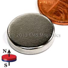 """N45 Neodymium Disc Magnet Dia 5/8""""X1/8"""" 500 PC"""