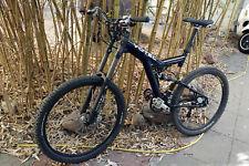 Mountainbike Votec F7 Fully vollgefedert, hochwertige Upgrades: Magura, Fox