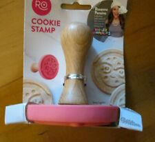 WILTON RO Nerdy Nummies Cookie Stamp-New
