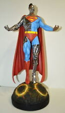 "CYBORG SUPERMAN 21"" STATUE #26/50 Limited Edition of 50 pcs 1:4 Scale Rare"