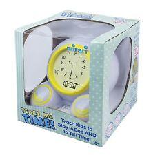 Mirari Teach Me Time Kids Alarm Clock & Nightlight