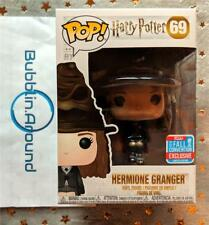 Hermione Granger with Sorting Hat Funko Pop! # 69 Harry Potter NYCC 2018