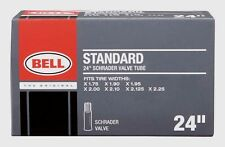 "BELL SPORTS 24"" Standard Universal Bike Tire Tube Bicycle 1.75""- 2.125"" 7015358"